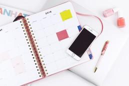Taken inplannen met kleurtjes om je concentratie te verhogen. - The Focus Academy