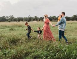 Samen opnieuw genieten van familiemomenten dankzij stress management. - The Focus Academy