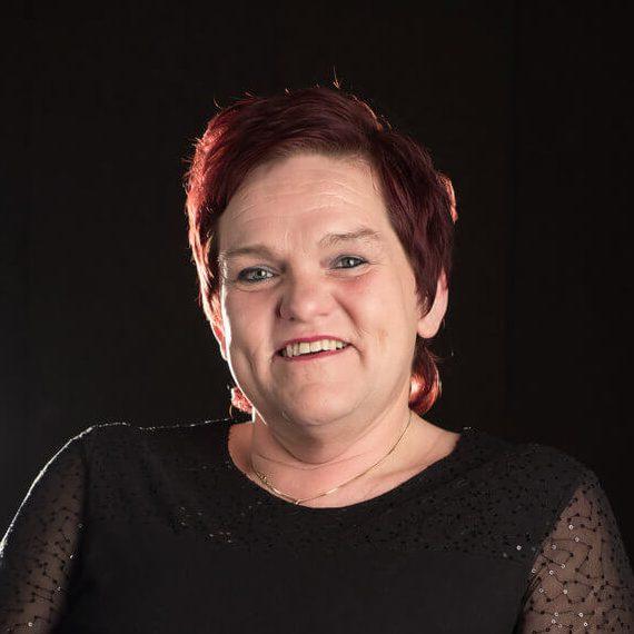 Gwenda Scheyving